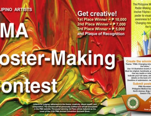 PMA Poster Making Contest